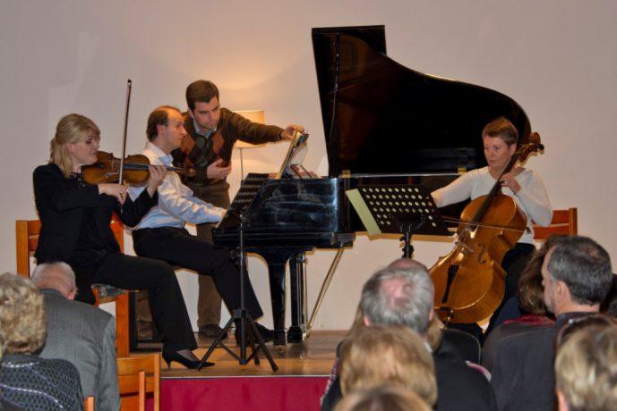 Nov. 2014 Klassik Heimspiel im Zaubertal – Lisi Bauer & Friends