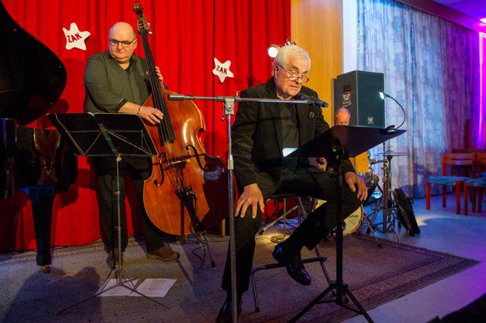April 2017 – Liebe und so weiter …! Frank Hoffmann & Martin Gasselsberger Trio