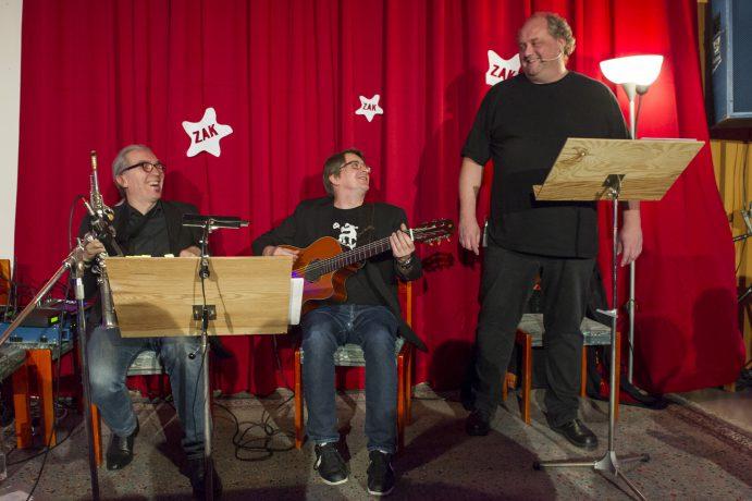 Nov. 2017 – Kabarett und Musik